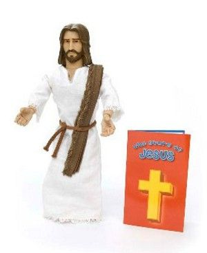 Jesus Actionfigur