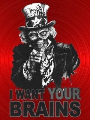I want your brains