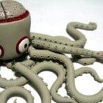 Zombie Octopus