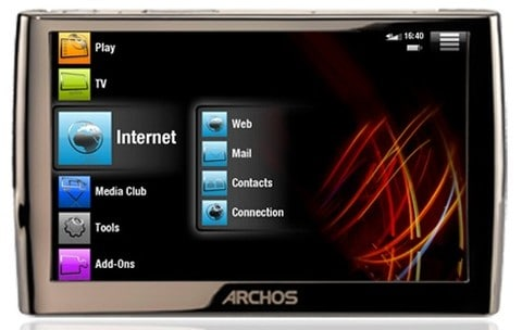 I love my Archos 5!