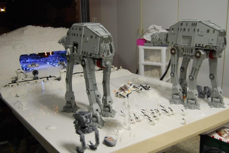 lego star wars rebellenst tzpunkt dravens tales from the crypt. Black Bedroom Furniture Sets. Home Design Ideas