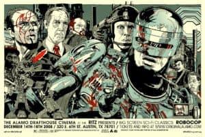 Affiche Robocop Stout