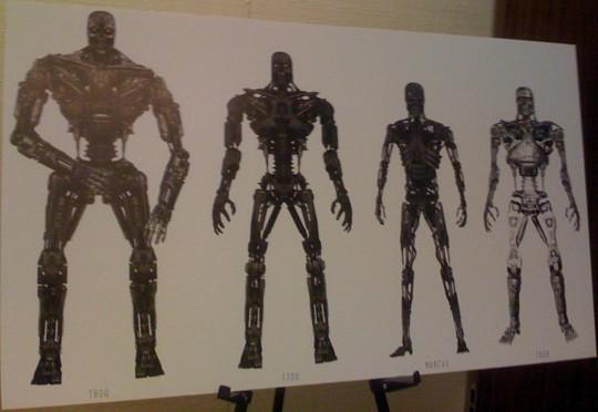 Terminator Salvation Concept
