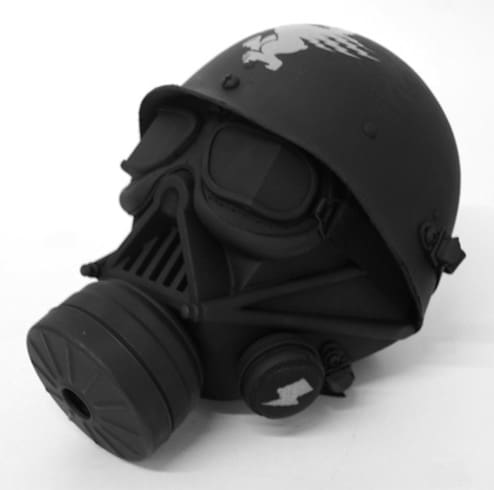 Vader Gas-Mask