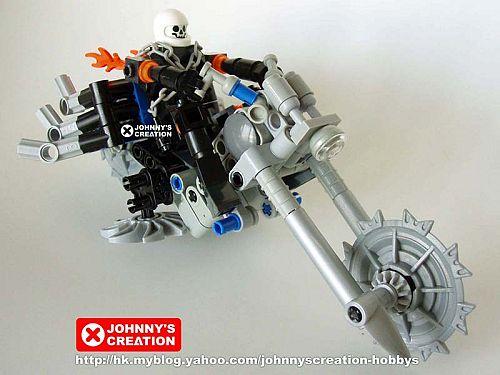 Lego Ghostrider