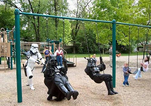 Was macht eigentlich Darth Vader?