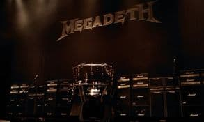 Megadeth. Priest Feast. Forum Fribourg. Wie's war…