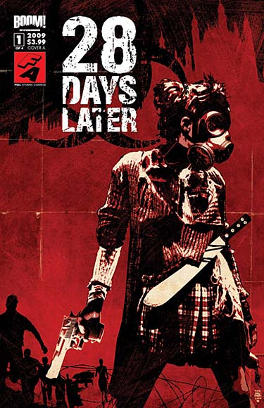 """28 Days Later"" Comic Book"