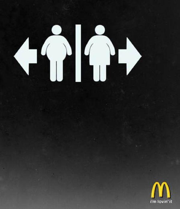 Neulich bei McDonalds