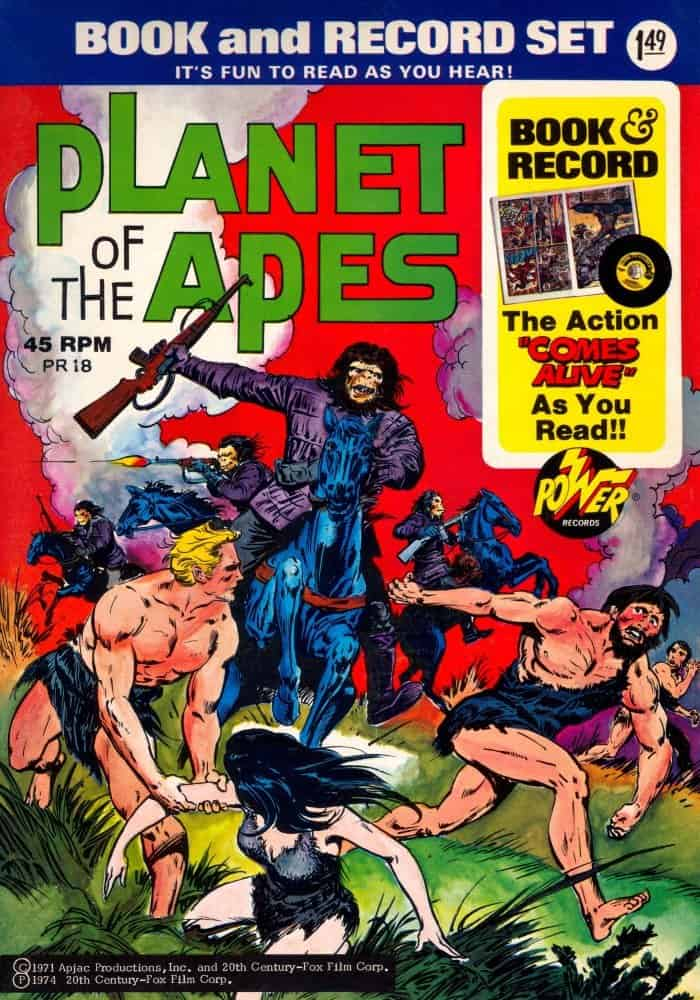 MP3: Planet of the Apes