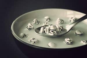 Stormtrooper til frokost