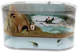 Star Wars Dagobah Frog Habitat