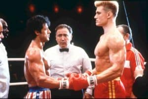 Rocky vs. Ivan