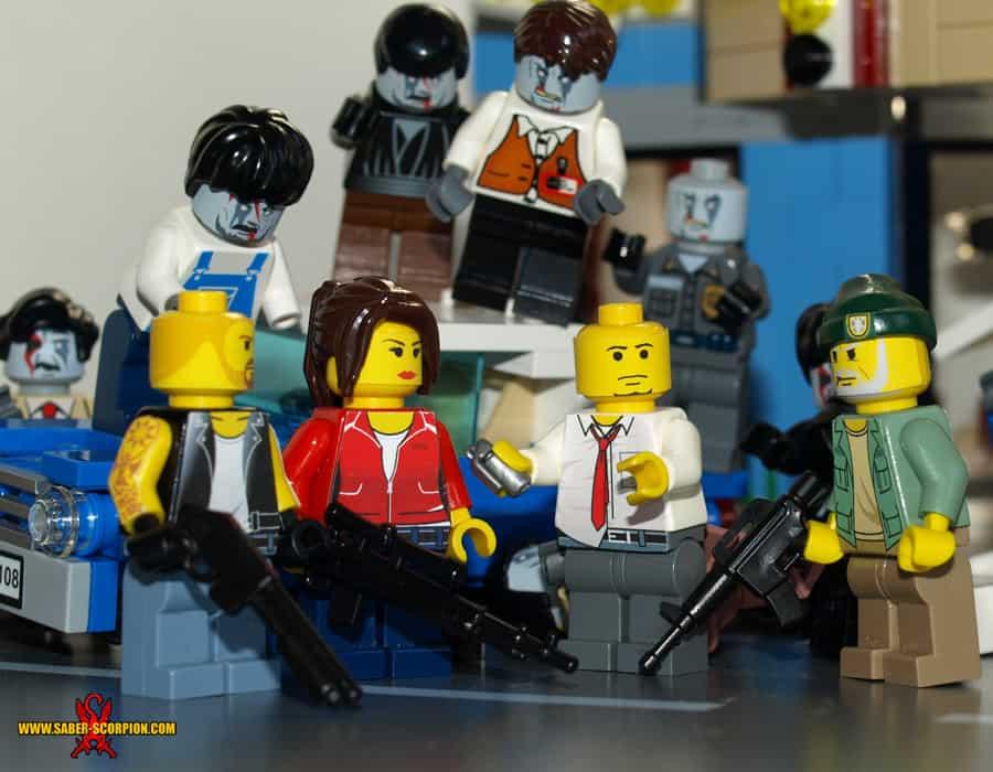 Lego 4 Dead