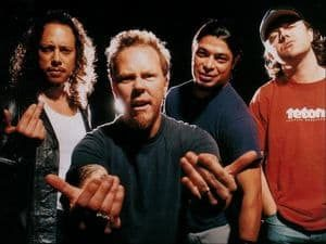 Holt Metallica nach Bern!