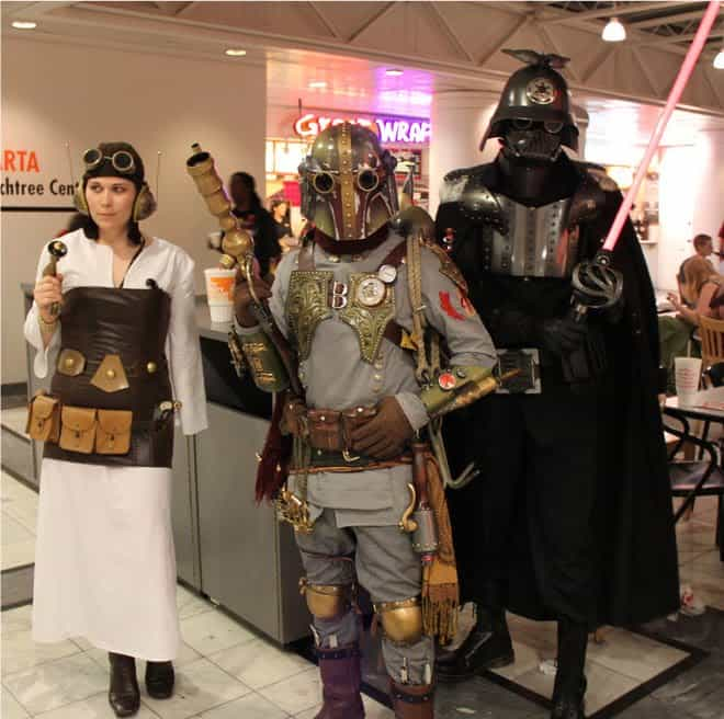Steampunk Dravens Tales From The Crypt