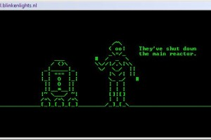 Star Wars via Telnet