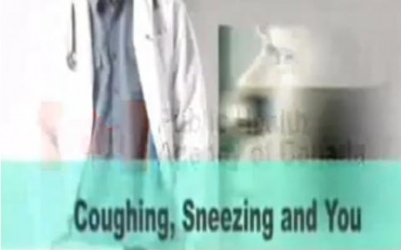 Wichtiges zur Schweinegrippe: Husten, Niesen und wie man damit umgehen soll