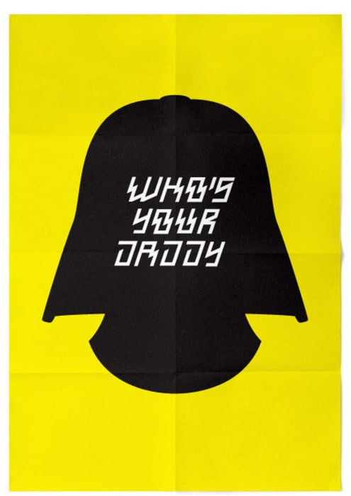 Whos your daddy?