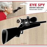 Décor de porte Eye Spy