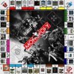 Resident Evil Monopoly