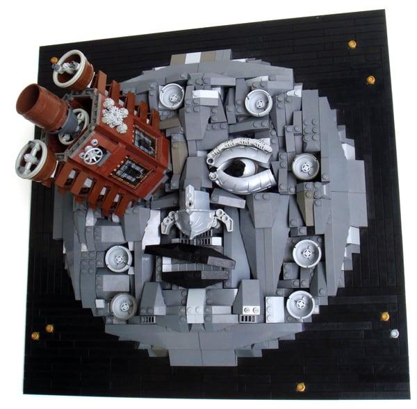 Lego - Le Voyage dans la lune