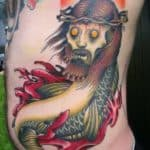 Horrible Tattoo – Zombie Jesus