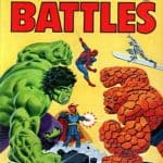 Comic: Marvel's Greatest Superhero Battles