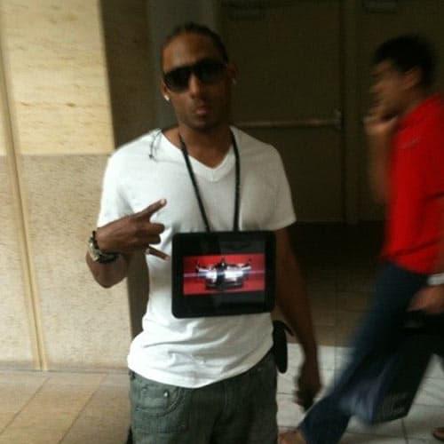 iPad BlingBling