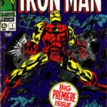 Den Invincible Iron Man