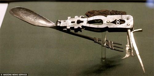 Das älteste Sackmesser der Welt!