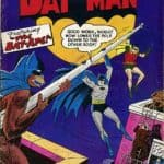 Batman Med Bat-Ape