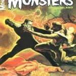 Comic: Famous Monsters in Filmland