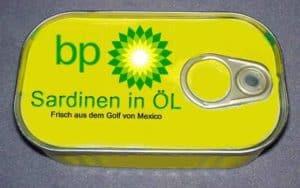 Aktuelle Charmeoffensive von BP