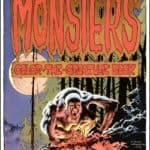 Comic: The Monsters – Color The Creature Book