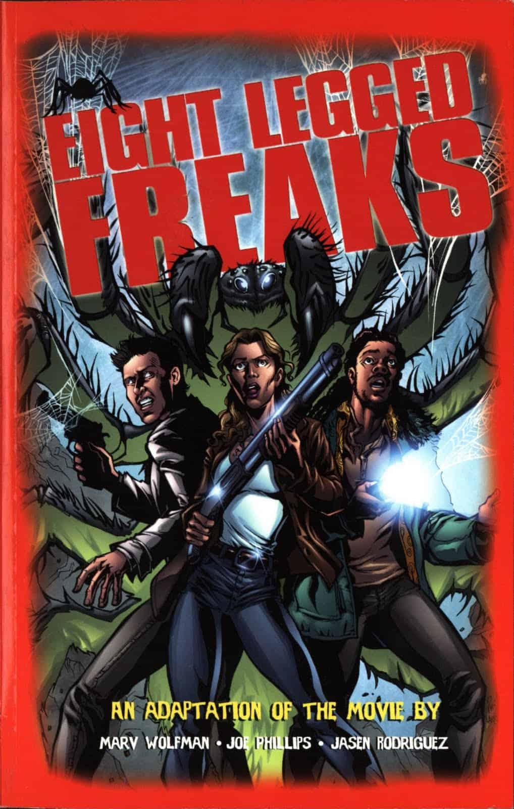 Comic: Eight Legged Freaks