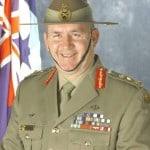 Generalmajor Peter Cosgrove