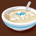 Endelig! Smurf Soup!