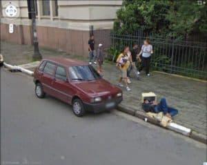 Lustige Google Street View Bilder aus Brasilien