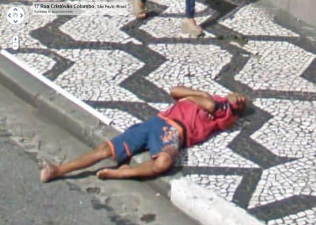 Funny Google Street View Afbeeldingen Uit Braziliã Dravens Tales