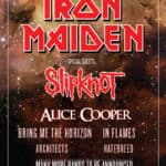 Sonisphere Svizzera 2011 con gli Iron Maiden a Basilea St. Jakob – UPDATE