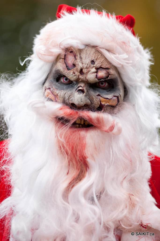 Horror Weihnachten