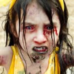 Hey Little Zombie Girl
