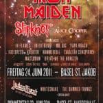 Basilea: Sonisphere 2011 – Weitere Bands bestätigt