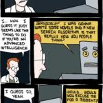Koska robotti maailmanloppu alkoi