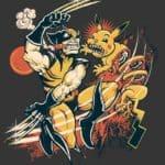 Pikachu vs. Wolverine