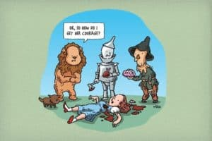 Wizard of Oz - The Short Version