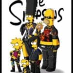 Metal Simpsons