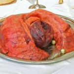 Edible offal – Entrails out of marzipan