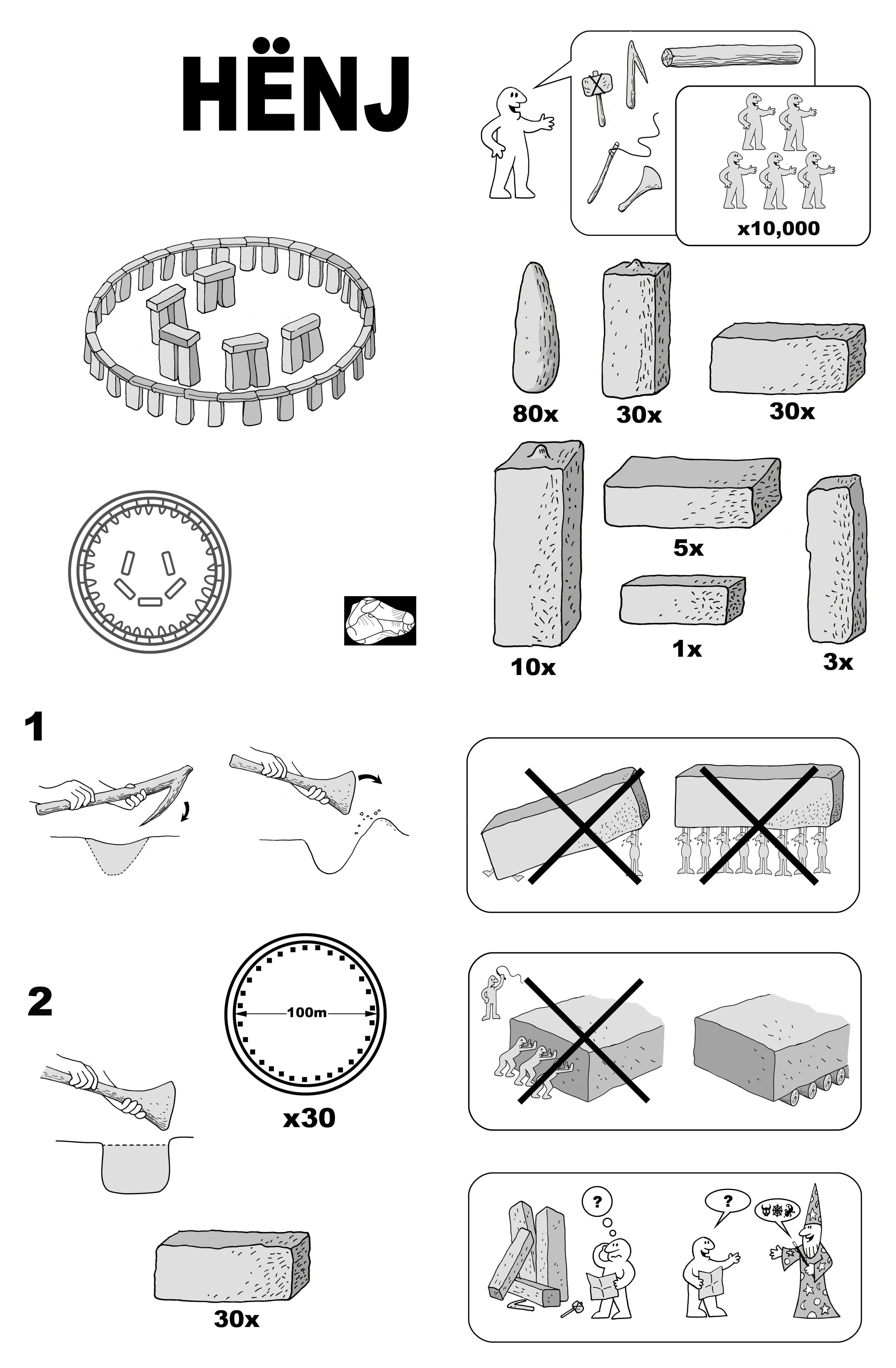 IkeaStonehenge